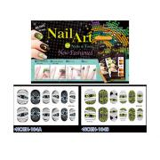 HALLOWEEN NAIL STICKERS-MUMMY