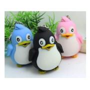 FLASH PENGUIN KEYRING WITH SOUND