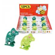 WIND UP JUMPING FROG
