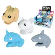 SILLY SQUISHY ANIMAL HAND PUPPETS