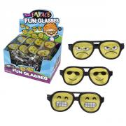 EMOFACE GLASSES (6 ASST')