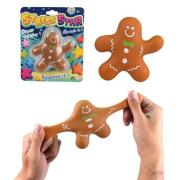 SQUEEZE GINGERBREAD MAN